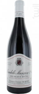 Chambolle-Musigny 1er Cru Les Beaux Bruns - Domaine Thierry Mortet - 2013 - Rouge