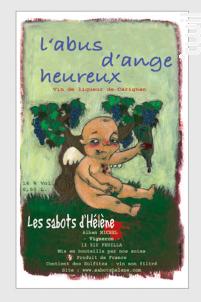 L'Abus d'Ange Heureux - Les Sabots d'Hélène - Non millésimé - Rouge