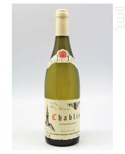 Chablis - Rene Et Vincent Dauvissat - 2015 - Blanc