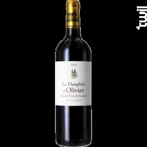 Le Dauphin d'Olivier - Château Olivier - 2015 - Rouge