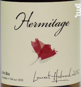 Hermitage - Domaine Laurent Habrard - 2014 - Blanc