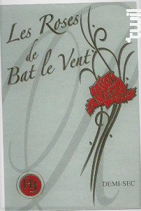 Les roses de Bat le Vent - Aimé Bernard & Fils - 2016 - Effervescent