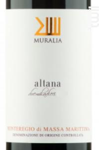 ALTANA - Muralia - 2015 - Rouge