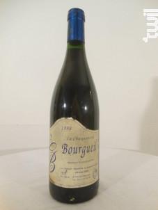 La Charpenterie - Domaine Caslot-Bourdin - 1998 - Rouge