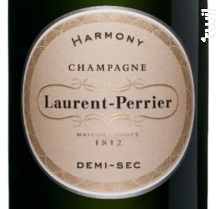 Harmony - Champagne Laurent-Perrier - Non millésimé - Effervescent