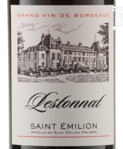 Saint-Emilion - Lestonnat - 2013 - Rouge