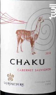 Chaku - La Roncière - 2017 - Rouge