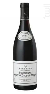 Bourgogne Hautes-Côtes de Beaune - Jean Luc et Paul Aegerter - 2018 - Rouge