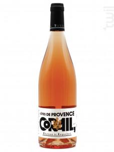 Corail - Château de Roquefort - 2018 - Rosé