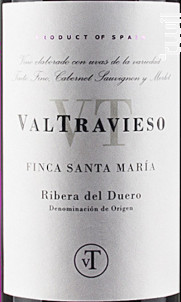 Finca Santa Maria - Valtravieso - 2013 - Rouge