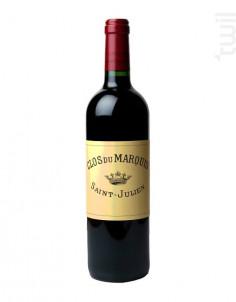Clos du Marquis - Château Léoville Las Cases - 2008 - Rouge