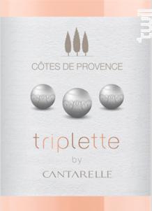 Triplette - Domaine de Cantarelle - 2017 - Rosé