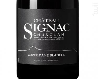 Dame Blanche - Château Signac - 2015 - Rouge