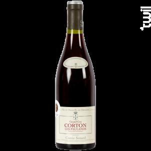 Corton Paulands Grand Cru - Comte Senard - 2015 - Rouge