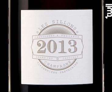 Blanc de Blancs Les Sillons Brut - Legras & Haas - 2013 - Effervescent