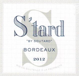 S'tard by soutard - Château Soutard - 2012 - Rouge