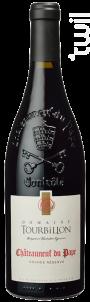 Chateauneuf-du-Pape - Vieilles Vignes - Domaine Tourbillon - 2016 - Rouge