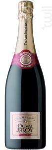 Duval-Leroy Fleur de Champagne Brut Premier Cru - Champagne Duval-Leroy - Non millésimé - Effervescent