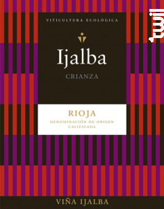 CRIANZA - Bodega Vina Ijalba - 2014 - Rouge