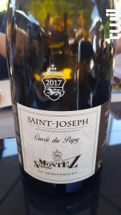 Cuvée du Papy - Domaine du Monteillet - Stéphane Montez - 2017 - Rouge