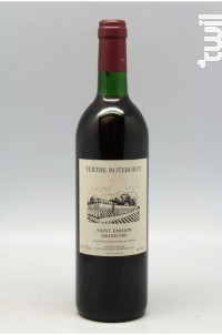 Tertre Roteboeuf - Château le Tertre Roteboeuf - 2014 - Rouge
