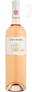Château Sainte Béatrice Cuvée Des Princes - Château Sainte Béatrice - 2020 - Rosé