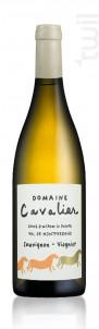 Domaine Cavalier Sauvignon-Viognier - Château de Lascaux - 2016 - Blanc