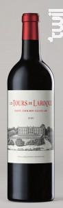 Les Tours de Laroque - Château Laroque - 2016 - Rouge