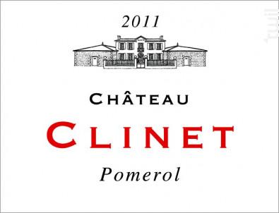 Château Clinet - Château Clinet - 2011 - Rouge