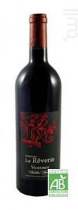 Vieilles Vignes - Domaine de  la Rêverie - 2016 - Rouge