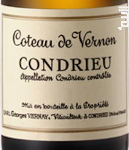 Coteau du Vernon - Domaine Georges Vernay - 2016 - Blanc