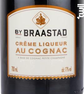 Braastad Crème liqueur au Cognac - Braastad Cognac - Non millésimé - Blanc