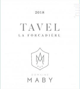 La Forcadière - Domaine Maby - 2019 - Rosé