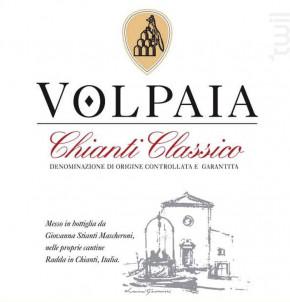 Chianti Classico DOCG - CASTELLO DI VOLPAIA - 2017 - Rouge