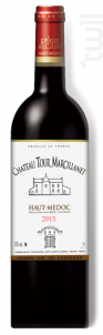 Château Tour Marcillanet - Château Tour Marcillanet - 2015 - Rouge