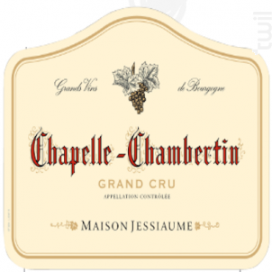 Chapelle-Chambertin Grand Cru - Domaine Jessiaume - 2008 - Rouge