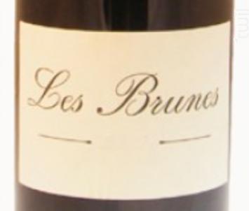 Les Brunes - Domaine des Creisses - 2016 - Rouge