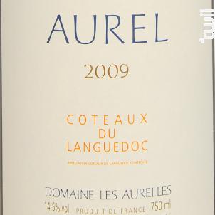 Aurel - Domaine Les Aurelles - 2008 - Rouge