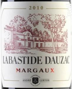 Labastide Dauzac - Château Dauzac - 5e Cru Classé - 2016 - Rouge
