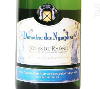 Côtes-du-Rhône - Domaine des Nymphes - 2017 - Blanc