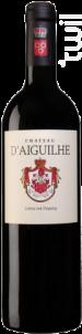 Chateau d'Aiguilhe - Château d'Aiguilhe - 2018 - Rouge