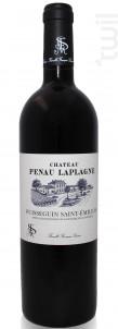 Château Penau Laplagne - Vignobles François Saurue - 2015 - Rouge