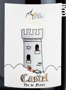 Castel - Le clos Liebau - 2018 - Blanc