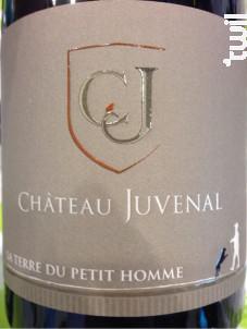 La terre du Petit Homme - Château Juvenal - 2017 - Rouge