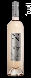 Château Nestuby Rosé - CHÂTEAU NESTUBY - 2019 - Rosé