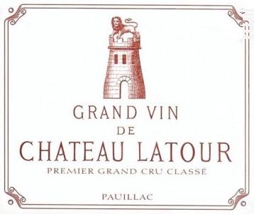 Château Latour - Château Latour - 1986 - Rouge