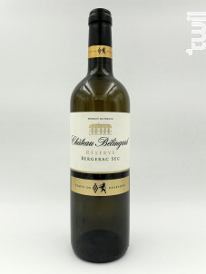 Château Bélingard Réserve - Château Belingard - 2014 - Blanc