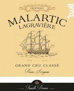 Château Malartic-Lagravière - Château Malartic-Lagravière - 2018 - Rouge