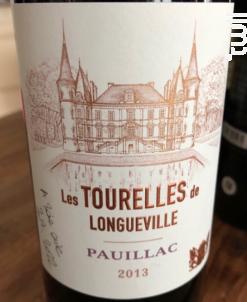 Les Tourelles de Longueville - Château Pichon-Longueville - 2014 - Rouge