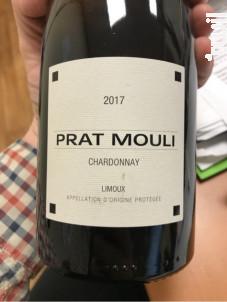 Prat Mouli - AUCHAN - 2017 - Blanc